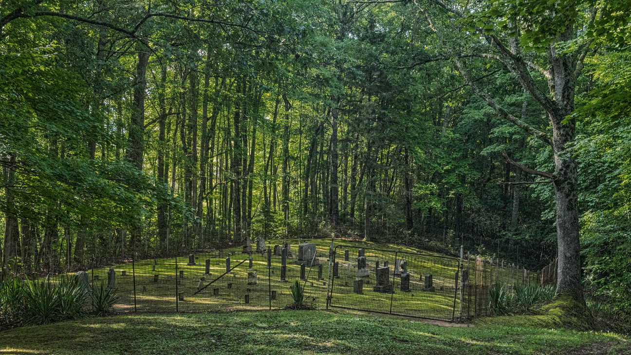 Smokies lore tells us that a bell would ring and ring whenever anyone died in Little Cataloochee. If you listened carefully, you could count the number of years they lived.