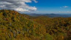 Big East Fork Overlook