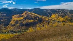 Golden Peak on Vail Mountain