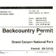 Tips for Scoring a Hard-to-Get National Park Backcountry Permit