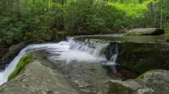 Lynn Camp Prong Falls shelf