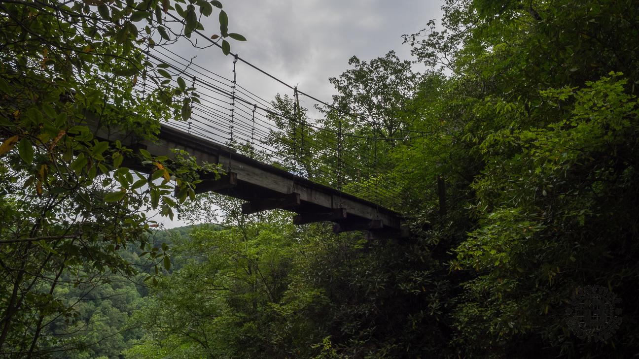 Meanderthals Raven Cliff Falls And Gum Gap Trails