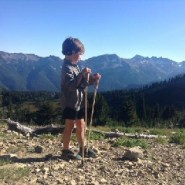 Nine-year-old completes 'triple crown' of thru-hiking, says his 'feet are happy to be done'