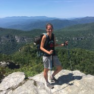 Jennifer Pharr Davis Completes 1,200-Mile Journey to Support NC Mountains-to-Sea Trail