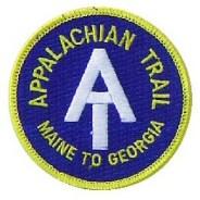 Hiking the Appalachian Trail through hail and high water