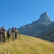 Blessed hiking in the Accursed Mountains