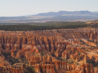 From Bryce Point