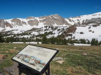 Medicine Bow Peak Overlook
