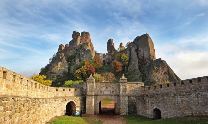 Hiking to the Summit of Bulgaria's Belogradchik Fortress
