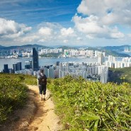 Who is responsible for Hong Kong's disappearing trails?