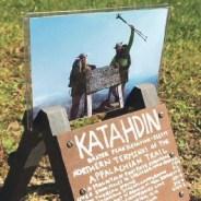'The Hiking Vikings' Make Appalachian Trail Signs