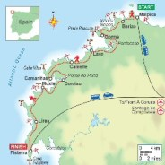 Hiking Spain's luminous Lighthouse Way