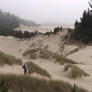Oregon Dunes hike is a strange, sandy adventure on the coast