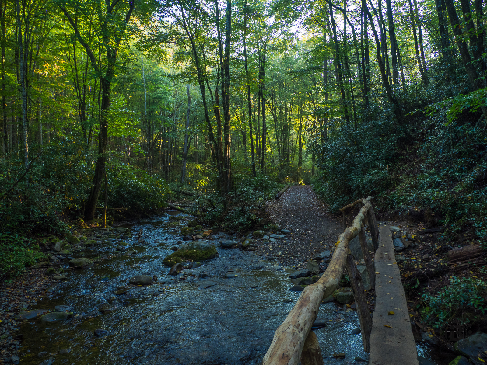 An October In Western North Carolina – A