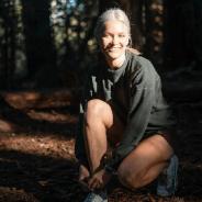 "Liz ""Mercury"" Anjos Sets Northbound Appalachian Trail Fastest Known Time"