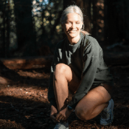 "Liz ""Mercury"" Anjos Sets Northbound Appalachian Trail Fastest Known Time"