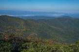 Still some valley fog