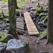 Maine town apologizes after criticizing anonymous hiker who fixed bridge along its trail