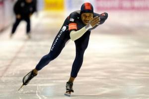 Speedskater Shani Davis