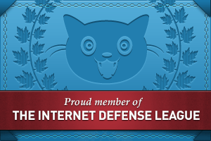 Membro della Internet Defense League