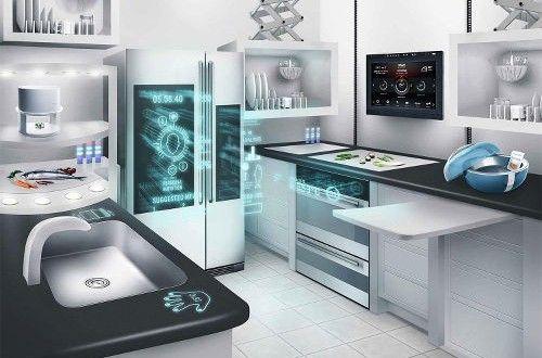 Internet de las cosas en la cocina