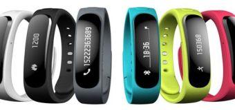 TalkBand el brazalete de Huawei