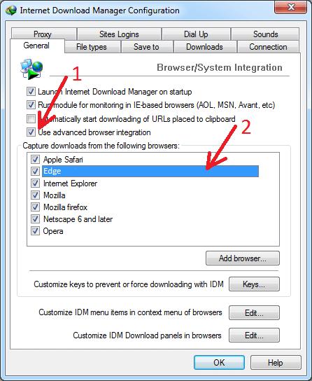 Cara Memasukan Idm Di Chrome : memasukan, chrome, Integration, Work., Should