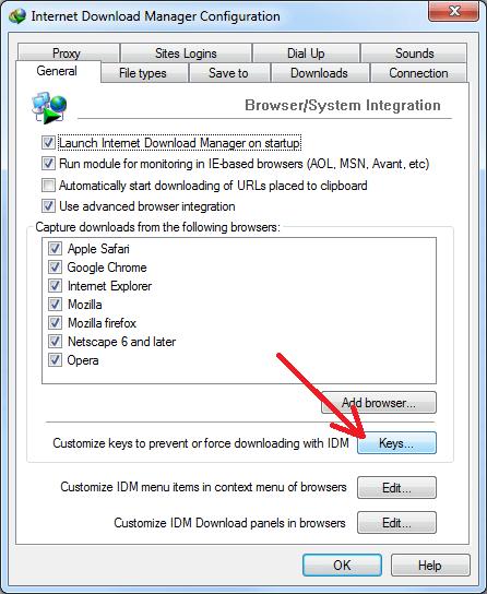 Cara Mengaktifkan Idm Di Google Chrome Terbaru : mengaktifkan, google, chrome, terbaru, Configure, Special, Prevent, Taking, Download, Force, Download?