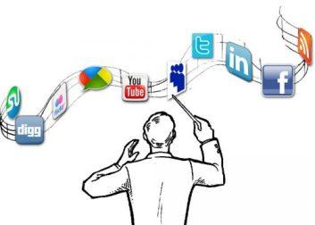 Integrated marketing communications - social media