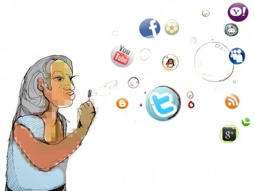 Mujeres confían más en Pinterest y en los blogs