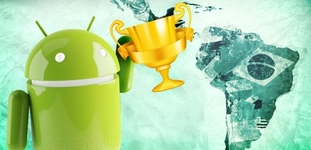 Android, sin competencia en Latinoamérica