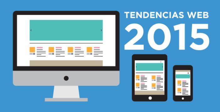 Diseño web 2015: Las nuevas tendencias