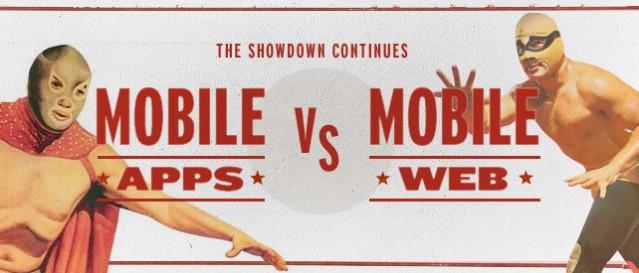 La web móvil supera a las Apps en comercio al por menor