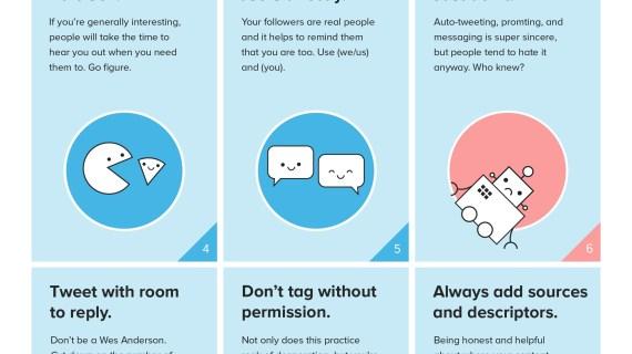 Infografía: 12 claves para no perder seguidores en redes sociales