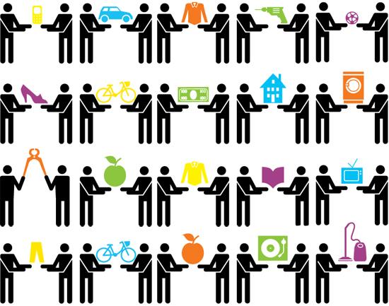 Consumo colaborativo online es cada día más familiar