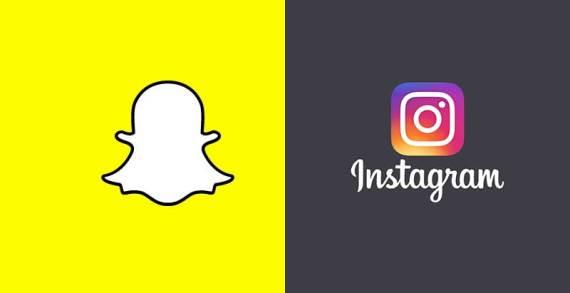 Instagram le gana el duelo a Snapchat entre los millennials