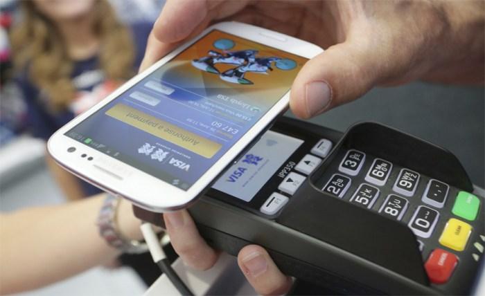 Pagos móviles de proximidad superan los USD$1.000 por usuario
