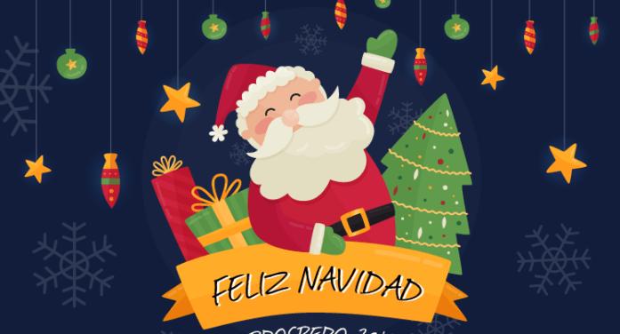 Feliz Navidad y un próspero y venturoso 2019