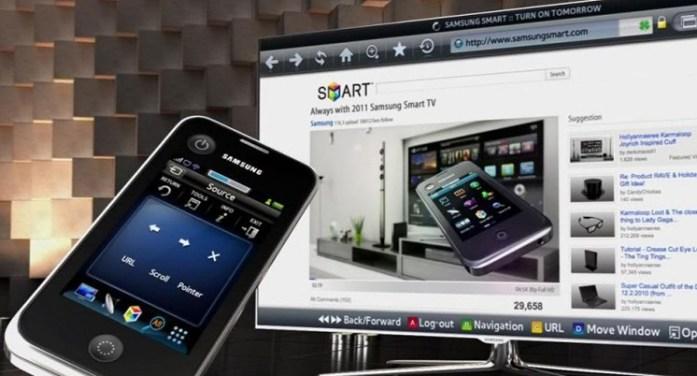 Smartphones: La pantalla de segunda opción