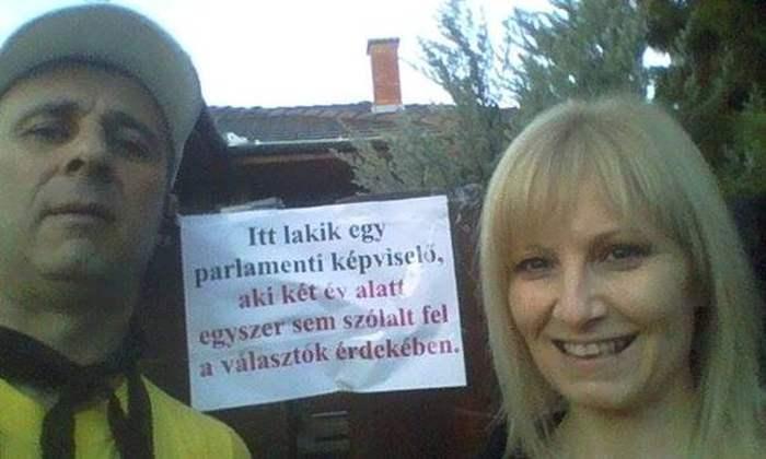 Póka László és felesége harcba száll a szabadságjogért