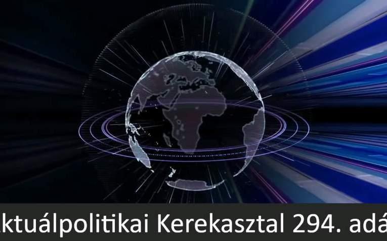 Aktuálpolitikai Kerekasztal (2018. június 15.)