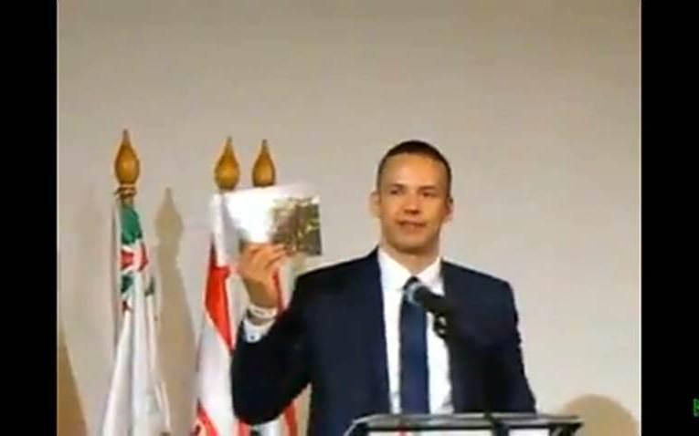 Aki még eddig nem látta, nem hallotta volna: Toroczkai Lászlónak a Jobbik tisztújító kongresszusán elhangzott, de a párt által ezidáig hivatalosan közzé nem tett felszólalása