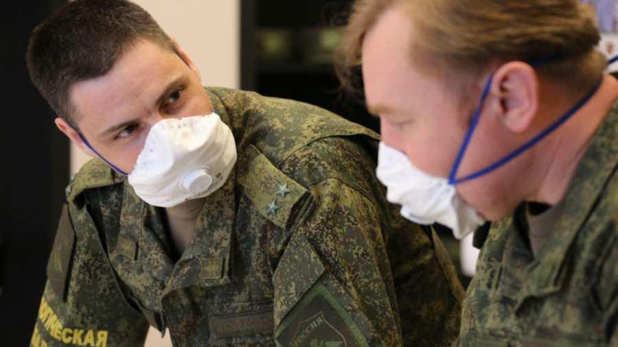 Koronavírus – Orosz hadsereg: a tesztelt vakcina immunitást alakított ki