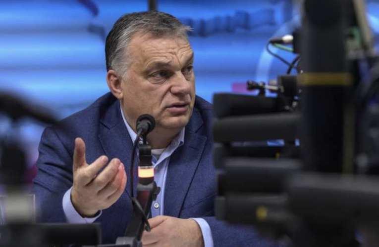 Orbán: Soros György fenyegeti Magyarországot és Lengyelországot