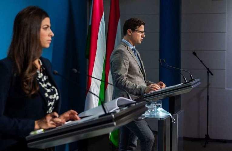 Gulyás Gergely: mára teljesen internacionalista lett az ellenzék