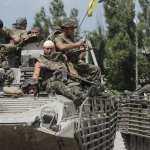Ukrajna háborús készülődése a Donbasszban