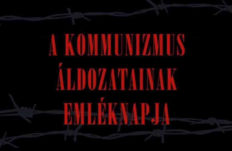 A kommunizmus áldozatainak emléknapján: Gloria victis (Dicsőség a legyőzöttnek)