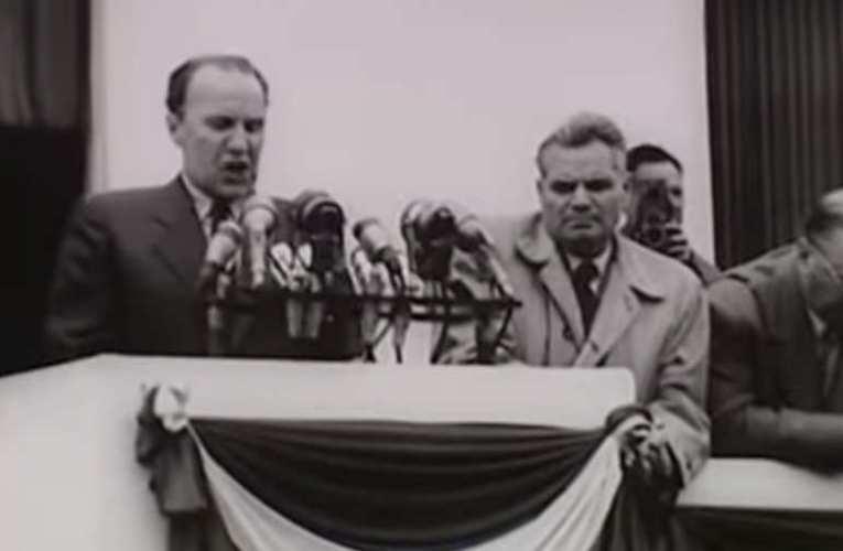 Kádár 1956. május 1.