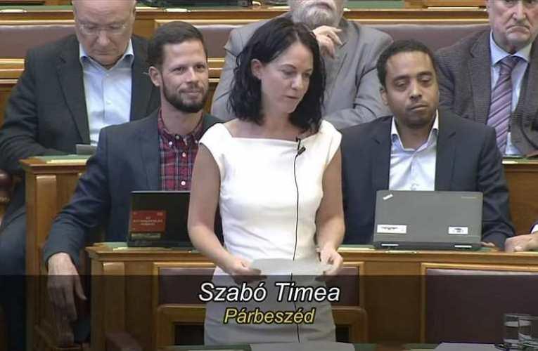Megdönteni Szabó Tímeát!