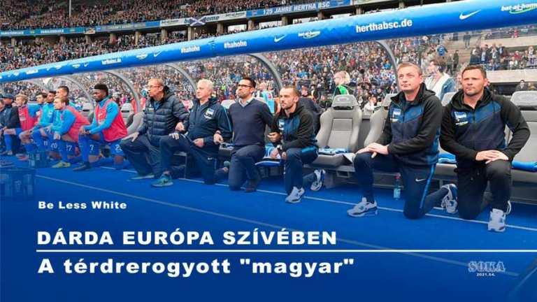 """Szilágyi Ákos bemutatja: Dárdai a térdre rogyott """"magyar"""""""